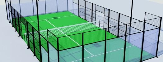 Projet de mini-tennis et Padel